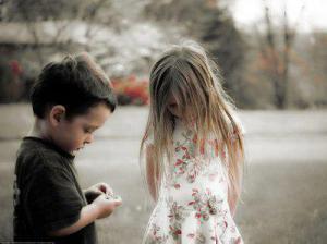 داستان کوتاه وقتی یک پسر بچه عاشق می شود